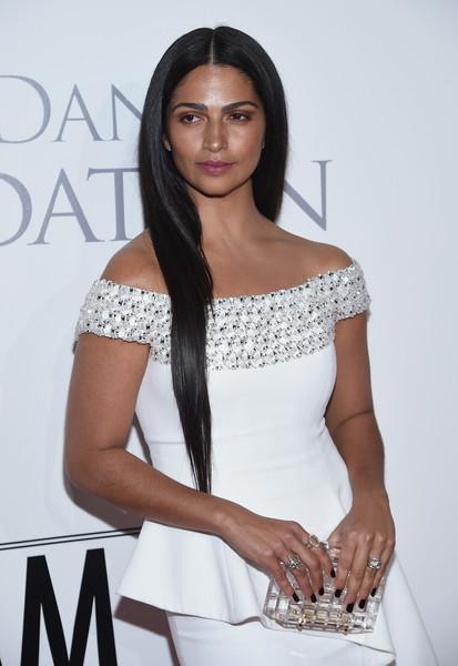 Camila Alves Diamond Ring [white,clothing,shoulder,fashion model,beauty,dress,fashion,hairstyle,model,cocktail dress,samsung annual charity gala 2017 - arrivals,camila alves,fashion,model,ring,fashion model,costume jewelry,white,samsung,charity gala,camila alves,fashion,model,ring,photo shoot,diamond,fashion show,gemstone,celebrity,costume jewelry]