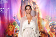 Camila Alves Maxi Dress