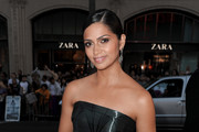 Camila Alves Satin Clutch