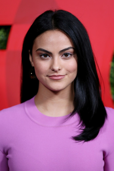 Camila Mendes Long Straight Cut