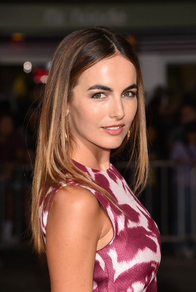 Camilla Belle Layered Cut