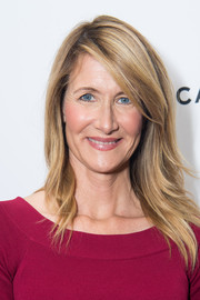 Laura Dern looked trendy and stylish with her flippy layers at the Canadian Consulate's celebration of Emmy nominees.