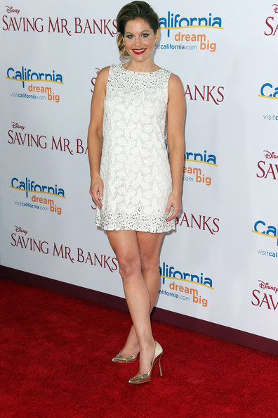Candace Cameron Bure Shoes