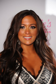 Sammi Giancola arrived at the Candie's 2011 MTV Video Music Awards after party batting some long, luxurious lashes.