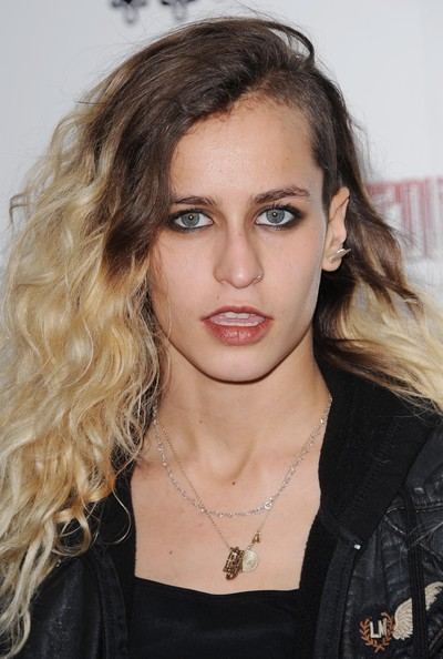 More Pics of Alice Dellal Smoky Eyes (1 of 4) - Alice Dellal Lookbook - StyleBistro