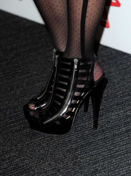 More Pics of Pixie Lott Platform Pumps (1 of 7) - Pixie Lott Lookbook - StyleBistro