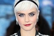 Cara Delevingne Cat Eyes