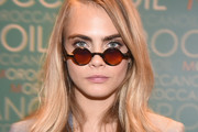 Cara Delevingne Long Wavy Cut