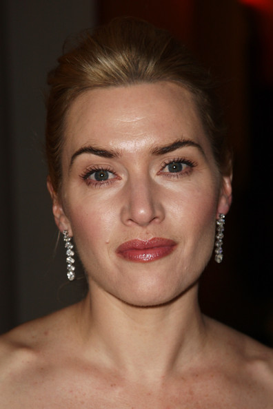 More Pics of Kate Winslet Strapless Dress (1 of 10) - Kate Winslet Lookbook - StyleBistro