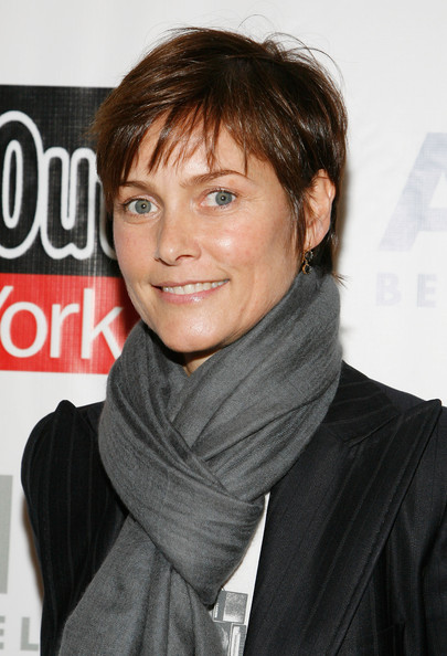 Carey Lowell Knit Scarf