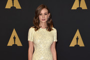 Carey Mulligan Evening Pumps