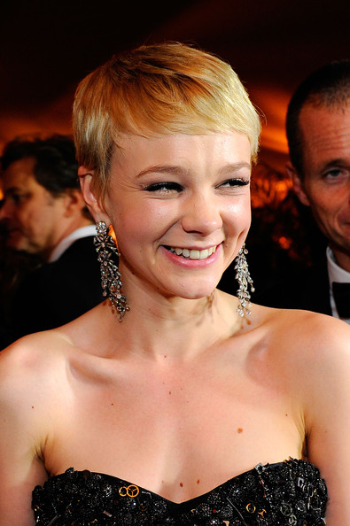Carey Mulligan Boy Cut