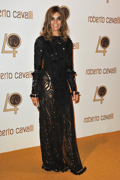 Carine Roitfeld Beaded Dress