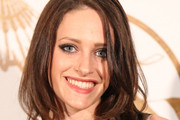 Carly Chaikin Layered Cut