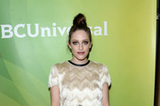 Carly Chaikin Mini Skirt