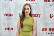 Carly Chaikin Strappy Sandals