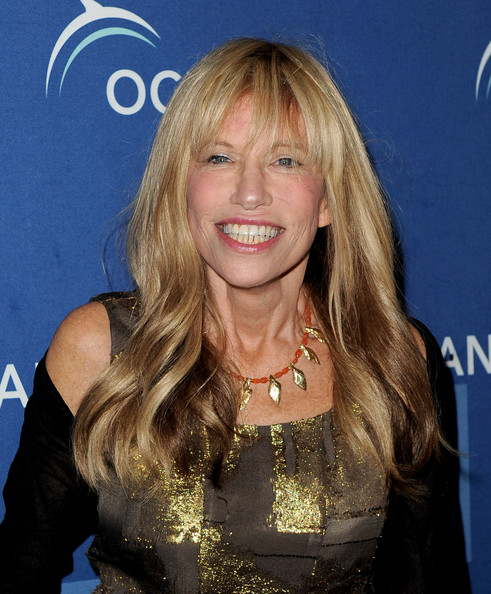 Carly Simon Hair