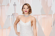 Carmen Ejogo Beaded Dress
