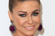 Carmen Electra Dangling Gemstone Earrings