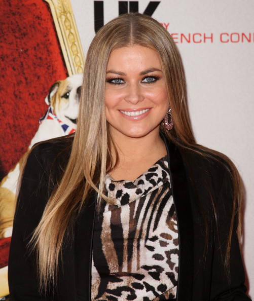 Carmen Electra Smoky Eyes