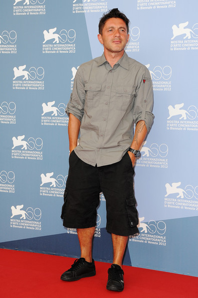 Carmine Paternoster Cargo Shorts