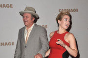 Kate Winslet and John C. Reilly Photo