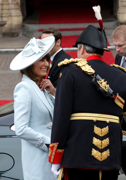 Carole Middleton Hats