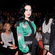 Dita Von Teese at Carolina Herrera