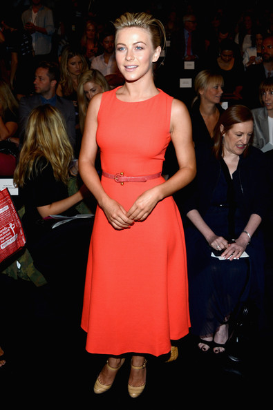 Carolina Herrera - Front Row - Spring 2013 Mercedes-Benz Fashion Week