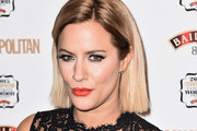 Caroline Flack Short Straight Cut