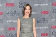 Carrie Coon Ankle boots