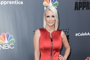 Carrie Keagan Form-Fitting Dress