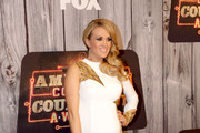 Carrie Underwood Box Clutch