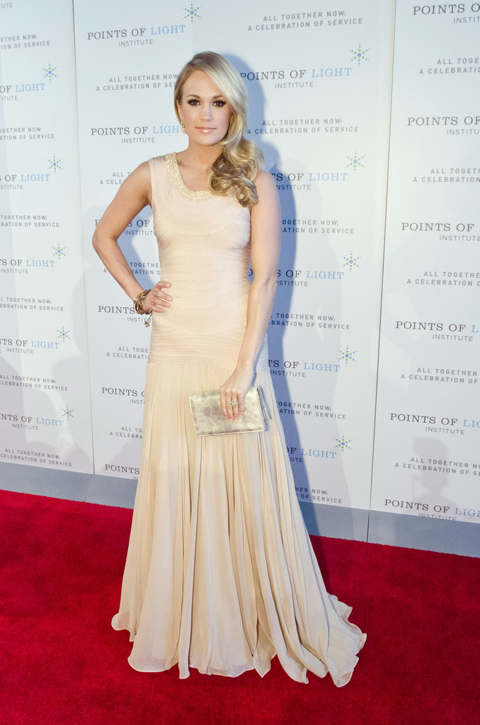 Carrie Underwood Evening Dress Carrie Underwood Dresses