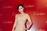 Chinese actress Fan Bingbing attends the Cartier Flagship Opening on November 26, 2010 in Hong Kong.