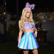 Paris Hilton as a Bunny