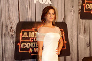 Cassadee Pope Evening Dress
