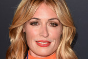 Cat Deeley Long Wavy Cut with Bangs