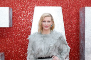 Cate Blanchett Embellished Top