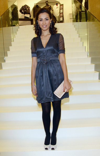 Caterina Balivo Cocktail Dress