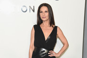 Catherine Zeta-Jones Wrap Dress