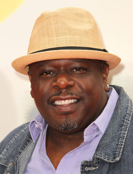 Cedric the Entertainer Straw Hat