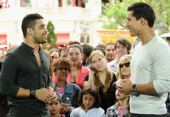 More Pics of Wilmer Valderrama Leather Bracelet (2 of 22) - Leather Bracelet Lookbook - StyleBistro