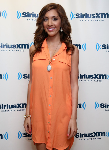More Pics of Farrah Abraham Shirtdress (1 of 5) - Shirtdress Lookbook - StyleBistro