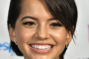 Isabela Moner Short Side Part