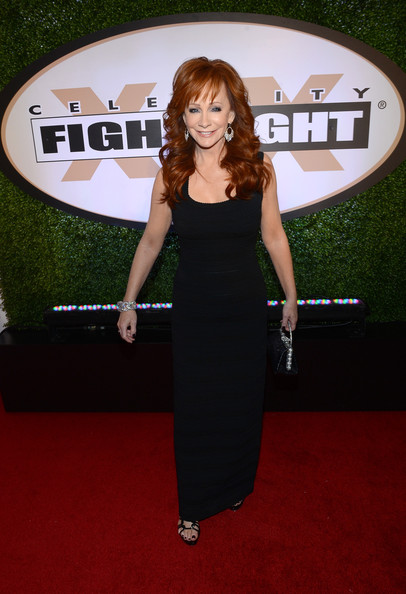 More Pics of Reba McEntire Evening Dress (1 of 8) - Reba McEntire Lookbook - StyleBistro