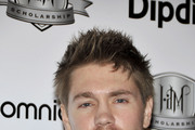 Chad Michael Murray Short Straight Cut