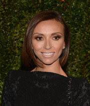 Giuliana Rancic topped off her look with a sleek bob when she attended Drew Barrymore's book release party.