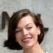 Milla Jovovich at Chanel Couture