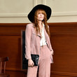 Look of the Day, March 11th: Florence Welch's Pink Chanel Suit